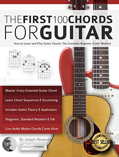 the first 100 chords for guitar how to learn and play guitar chords the complete beginner. Black Bedroom Furniture Sets. Home Design Ideas