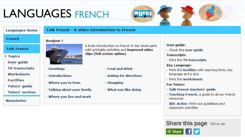 Talk French – A video introduction to French opinions | One of the ...